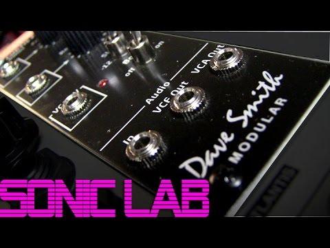 DSM01 Eurorack Curtis Filter - Dave Smith Instruments