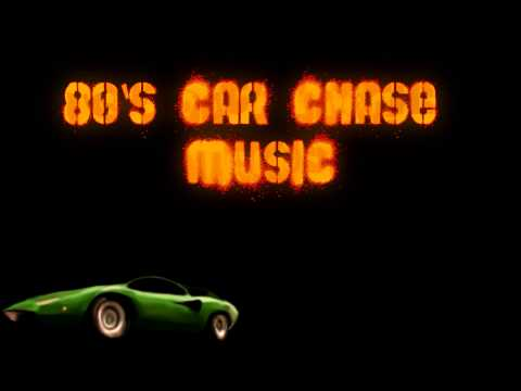 Car Chase Music 80's Beat