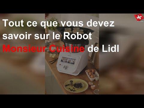 Tout Ce Que Vous Devez Savoir Sur Le Robot Monsieur Cuisine De