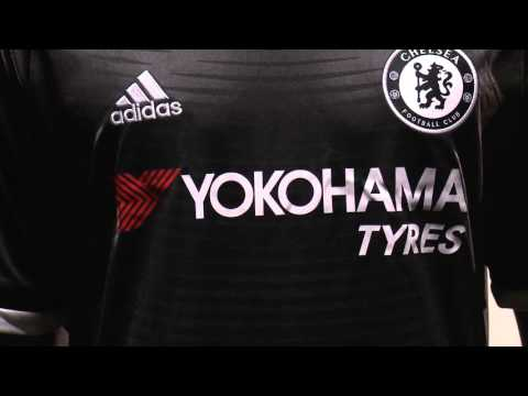 CLOSER LOOK: The adidas Chelsea 2015/16 Third Jersey