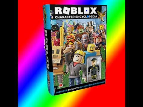 How To Get Roblox Character Encyclopedia I Roblox Youtube