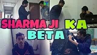 SHARMA JI KA BETA😜 (EVERY INDIAN ANNOYING DAD) | SADBIN