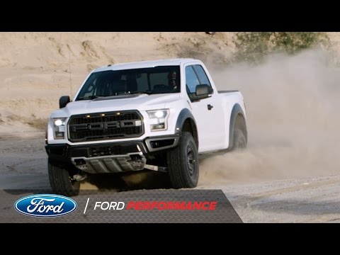 2017 Ford F-150 Raptor: 450 Horsepower and 510 lb.-ft of Torque | F-150 Raptor | Ford Performance