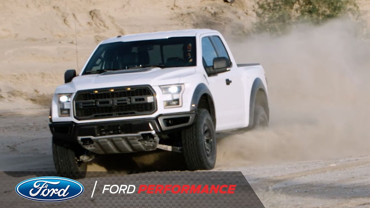 2017 Ford F150 Raptor 450 Horsepower and 510 lbft of Torque