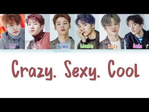 ASTRO (아스트로) – Crazy Sexy Cool (니가 불어와) LYRICS [COLOR CODED HAN|ROM|ENG]