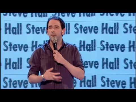 Steve Hall on Russell Howard's Good News