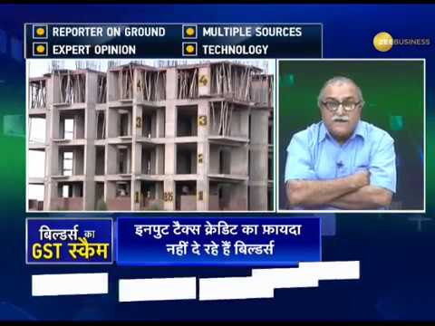 Builders not ready to pass on input credit to buyers under GST