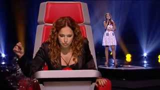 Ana Silva - Ave Maria - The Voice Kids