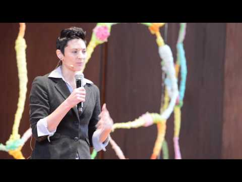 Creating space for pain (and love): Maria Carter at TEDxUF