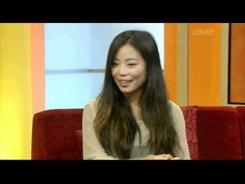 Michelle Ang  Good Morning NZ