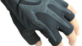 как сделать перчатку для паркура