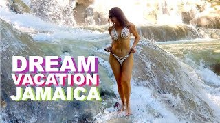My Dream Vacation in Jamaica | Caribbean Travel Vlog | Welcome to Paradise!