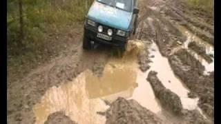 Opel Frontera и УАЗ