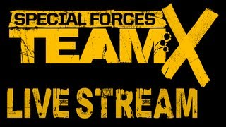 Special Forces: Team X Gameplay Live Stream w/ Juicetra & Diction (Replay)