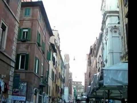 rome vatican quartier de borgo youtube. Black Bedroom Furniture Sets. Home Design Ideas