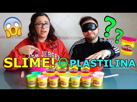 SLIME NON SCEGLIERE LA PLASTILINA SBAGLIATA! SLIME O PLASTILINA? *Slime challenge* Iolanda Sweets