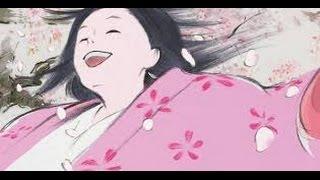 The Tale of Princess Kaguya / かぐや姫の物語 movie review / 映画の...