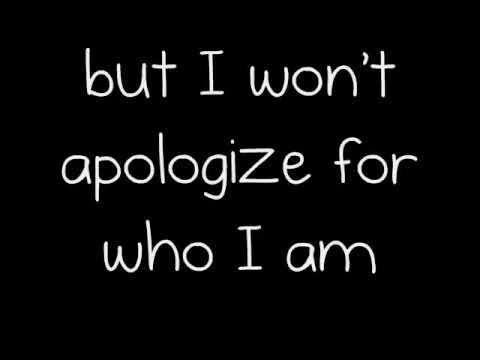 Selena Gomez - I Won't Apologize LYRICS on screen [ULTRA HQ]