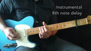 """Touch The Sky"" Hillsong United Rhythm Guitar Tutorial"