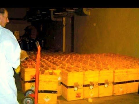 Yellow Cake Uranium Found In Iraq