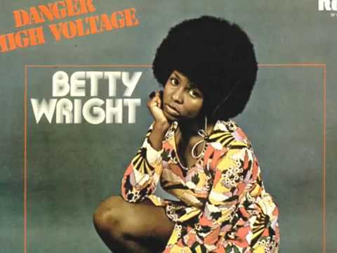 "Betty Wright Extended Version Medley ""Secretary/Babysitter/Clean Up Woman"""