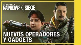 Rainbow Six Siege - Ember Rise | Nuevos operadores y Gameplay de gadgets