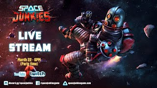 Space Junkies: LIVESTREAM - Open Beta | Ubisoft [NA]