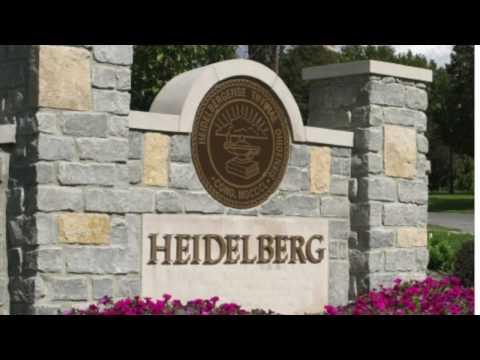 Heidelberg University - A Tour
