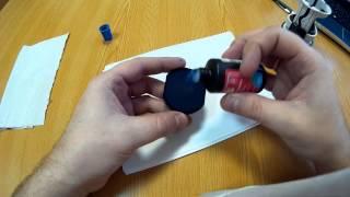 Как правильно заправить печать (штамп)(Печать можно заправлять три раза, после следует заменить подушку. Главную печать организации заправлять..., 2015-03-25T17:09:11.000Z)