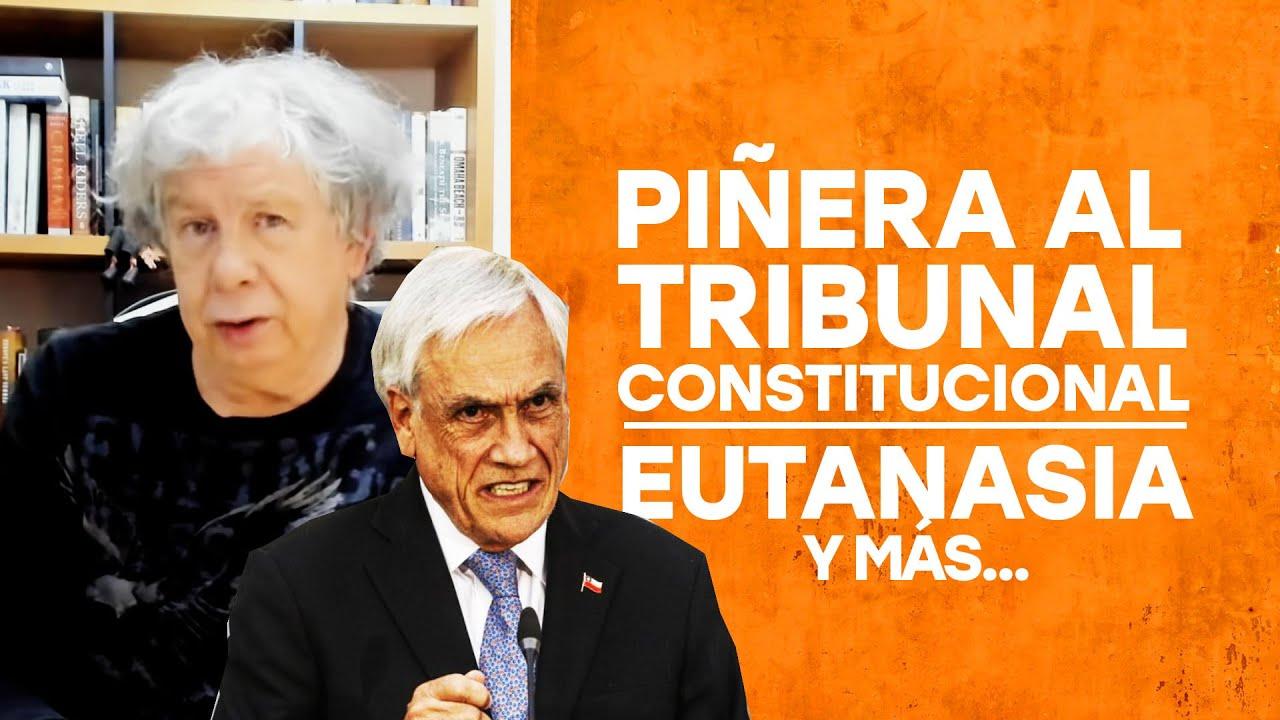 Piñera al Tribuna Constitucional | E657