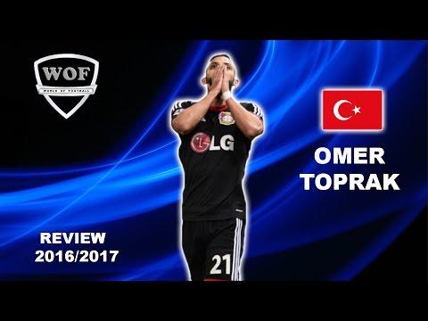 OMER TOPRAK | Bayer Leverkusen | Goals & Skills | 2016/2017 (HD)