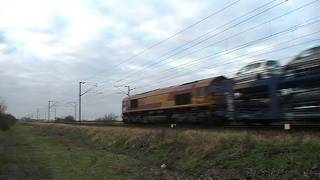 [FERROVIAIRE] AM96 ; BB 67400 ; BB 36000 ; HLE 29 ; Prima ; Class 66 ; G 1206 ; ... Mp3