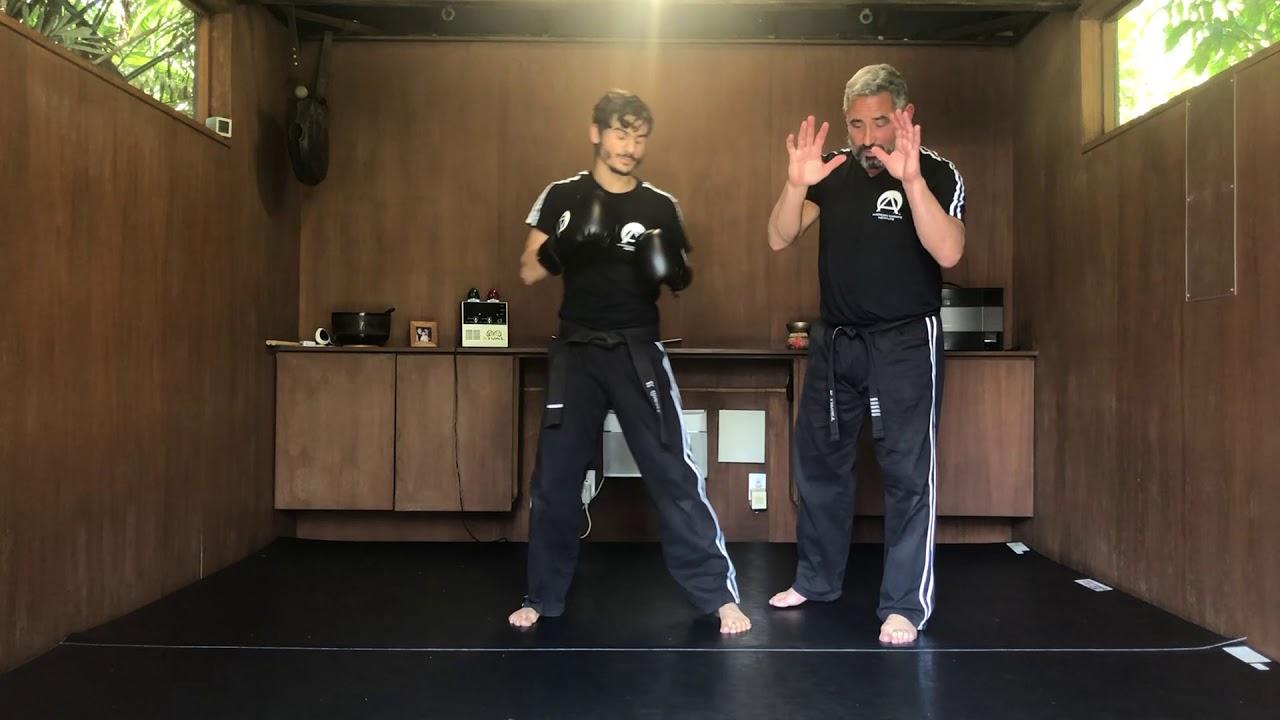 Week #2 - Intermediate Boxing Drills