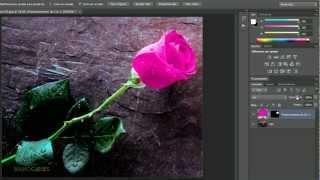Como trocar a cor de um objeto no Photoshop CS6 em HD - Prático, Rápido e Perfeito.