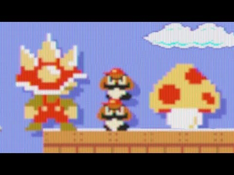 Super Mario Maker - 100 Mario Challenge #154 (Expert Difficulty)