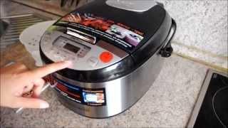 Мультиварка SL MC411S01 - видео обзор