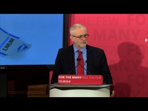 UK's Labour Party going into election stronger than expected