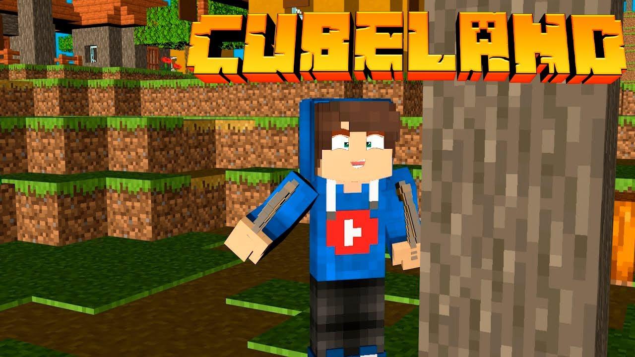 😱Mi nueva serie, Mi nueva aventura😱 - Cubeland E1