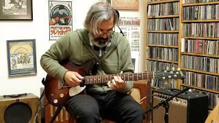 """YouTube動画:Mike Baggetta - """"Hospital Song""""   Fretboard Journal"""