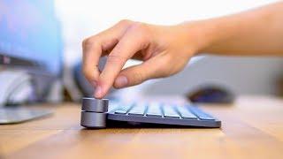 Diese Tastatur kann mehr ! - Review: Logitech Craft