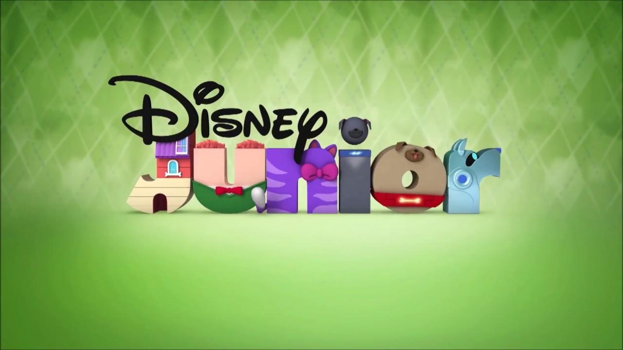 Disney Junior Bumper Puppy Dog Pals Youtube
