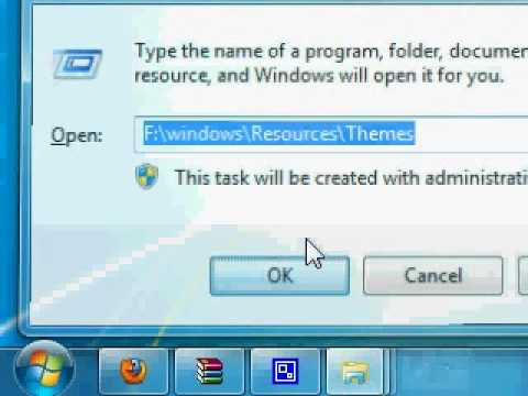 uxtheme windows 7