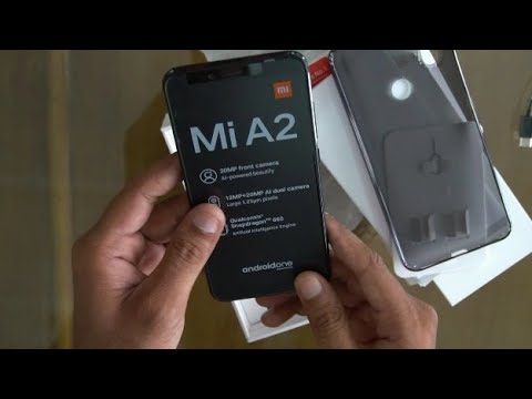 MiA2 Unboxing And Camera Test | Mia2 review