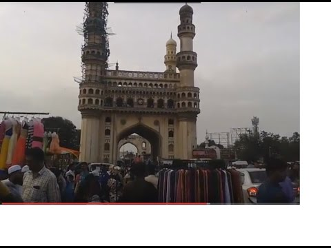 Hyderabad - Old City , Charminar
