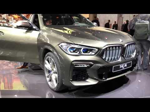 НОВЫЙ ТОПОВЫЙ BMW X6 M50i 2019 IAA