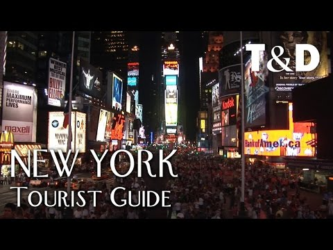 New York Full Tourist Guide - The Best Places in NY City -Tr