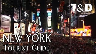 New York Full Tourist Guide 🇺🇸 The Best Places in NY City -Travel & Discover
