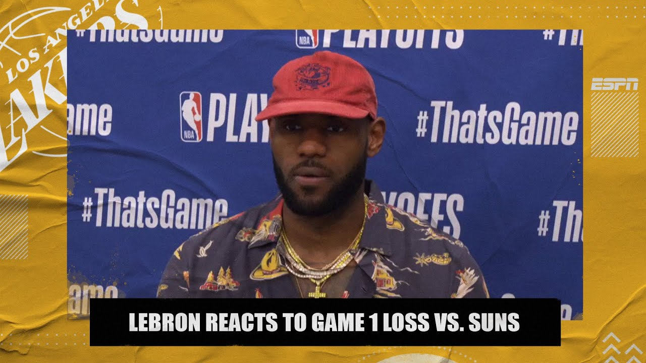Anthony Davis says Los Angeles Lakers' NBA playoffs loss 'is on me ...