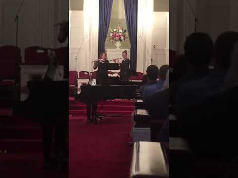 Hannah-flute recital 4/15/18