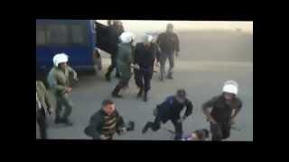 - فضيحة الشرطة المغربية ضد نساء الصحراء الغربية .